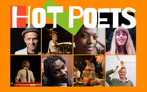 Collage of Hot Poets